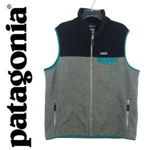 Patagonia Synchilla Snap Vest